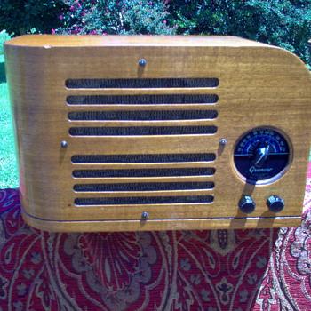 THE OLD GRUNOW model 566 - Radios