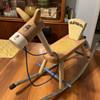 1960's Playskool Rocking Horse