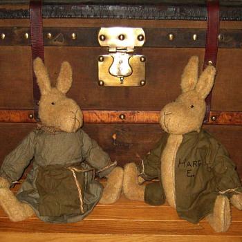 Harriett & Hare-E - Animals