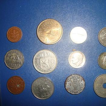 coins - World Coins