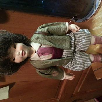 Jerrandie Backpack Boy - Dolls