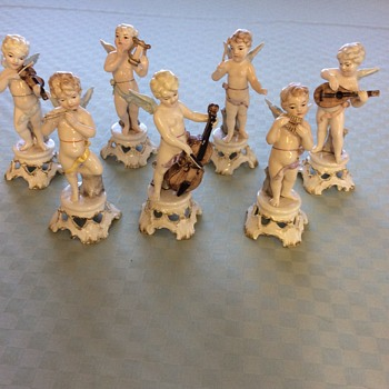 Little Cupid Band - Figurines