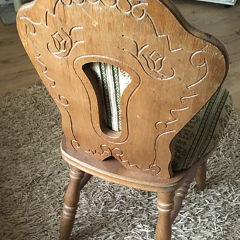 A new chair I have picked up