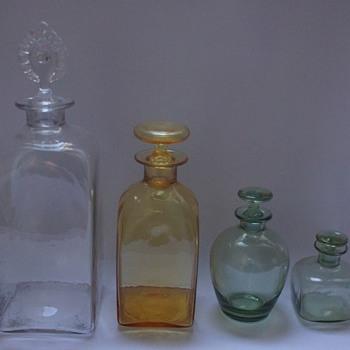 Whitefriars Bottles
