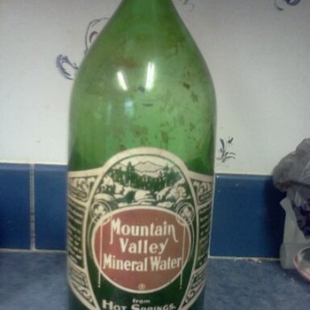 Mountain Valley Mineral Water - Bottles