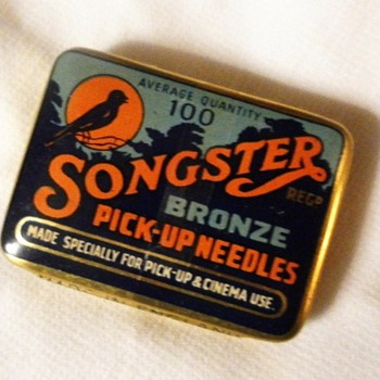 Phonograph Gramaphone Needles - Music Memorabilia