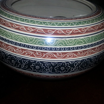 HAND MADE MEXICAN POTTERY - Pottery