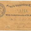 Frey's Valentine Express Post