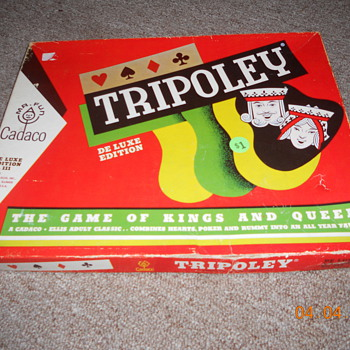 tripoley game - Games