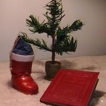 Vintage Christmas Items - Christmas