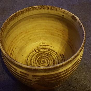 Fangfoss Pottery Bowl - Pottery
