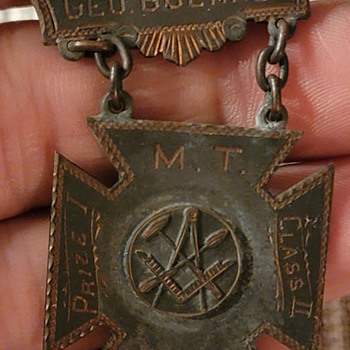 Unknown Medal  - Medals Pins and Badges