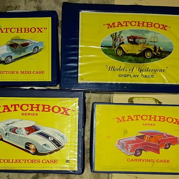 Much More of My Matchbox Monday The rest of the Collection - Model Cars