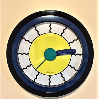 NATHALIE DU PASQUIER & GEORGE SOWDEN   - Clocks