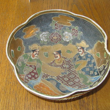 A Chinese old bowl