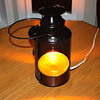 Antique Railway Signal Lanterns for Cabooses