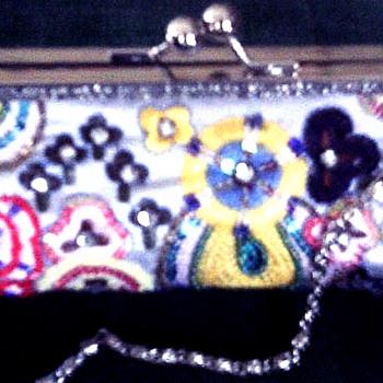 Beautiful Beaded jeweled  bags