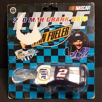 Fan Fueler NASCAR Rusty Wallace Fishing Lure - Model Cars