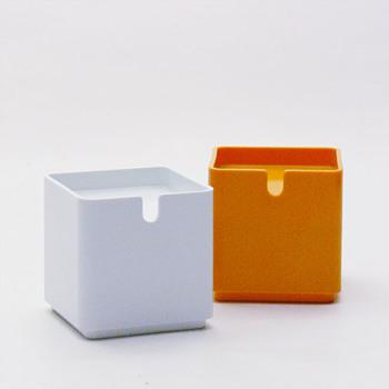 TOSSA ashtrays, André Ricard (1970) - Tobacciana