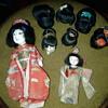 Gofun dolls or souvenir?