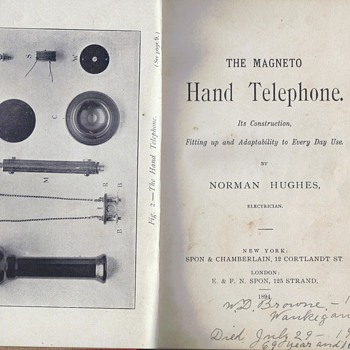 TELEPHONE...BOOK, PLUS