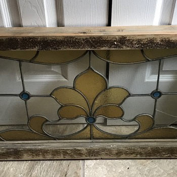 Stained glass windows. - Art Glass