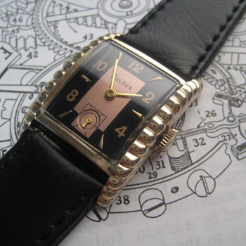 c. 1951 Bulova Westover - Wristwatches