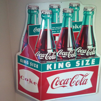Coca Cola King Size 6- Pack - Coca-Cola
