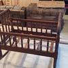 Antique Cradle - Hand or Machine made