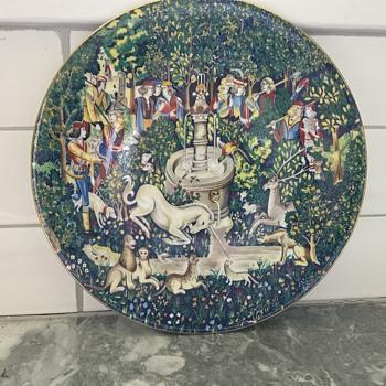 French plates - China and Dinnerware