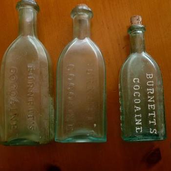 cocaine ? - Bottles