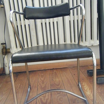 lloyd manufacturing co.  chair - Mid-Century Modern
