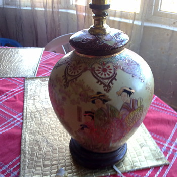 japanase lamp
