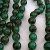 Vintage glass bead flapperstyle necklace