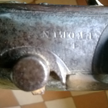 Cap Lock Pistol  - Military and Wartime