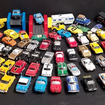 Micro Machines - Madness! - Model Cars
