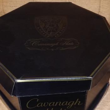 CAVANAUGH hat box - Hats