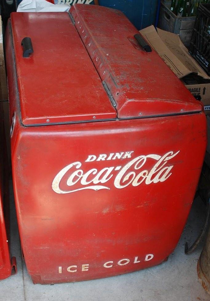 Beverage Air Vintage Coca Cola Cooler   Collectors Weekly  Old Coca Cola Coolers