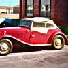 1950 MG-TD