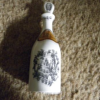 Coalport Bottle.