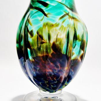 BRENT COX - USA  - Art Glass