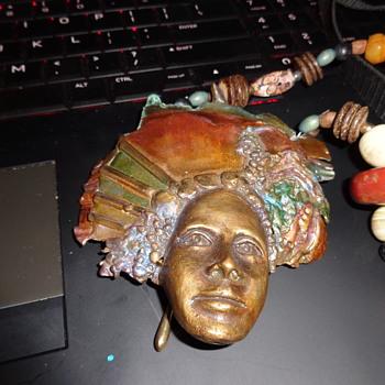 Metal Work Necklace - Fine Jewelry