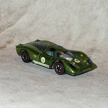 Hot Wheels Wendesday Porsche 917 From 197 - Model Cars
