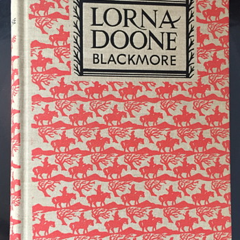 Lorna Doone by R. D. Blackmore. - Books