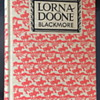 Lorna Doone by R. D. Blackmore.