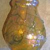 Phoenix Studios Art Glass Vase