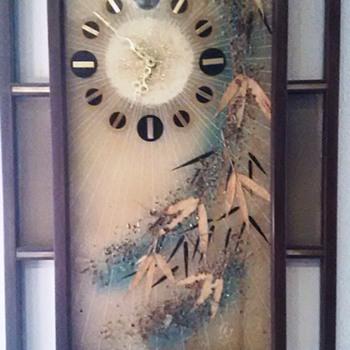 1960's Wall Clock - Clocks