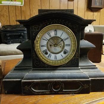 Unknown ansonia - Clocks