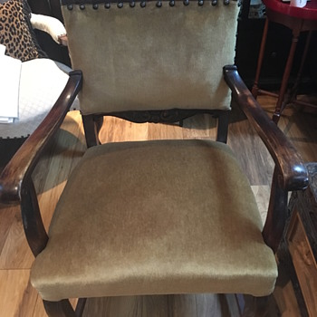 Chair inherited from my aunt  - Furniture