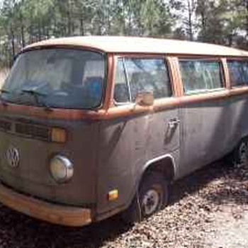 vw bus - Classic Cars